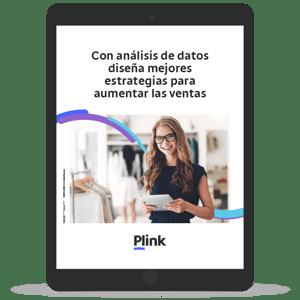 Whitepaper Mejores estrategias de ventas con Análisis de datos Mockup